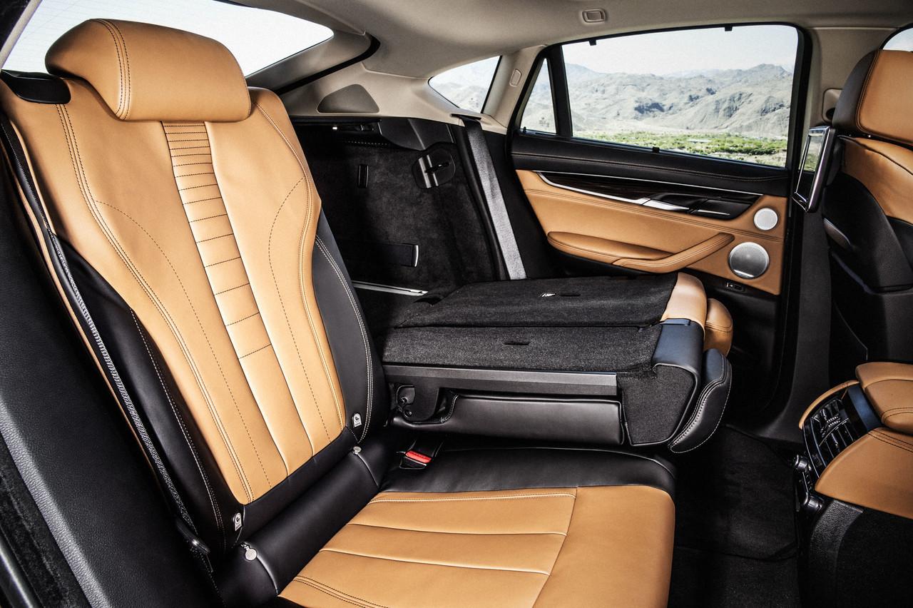 Foto de BMW X6 2014 (46/96)