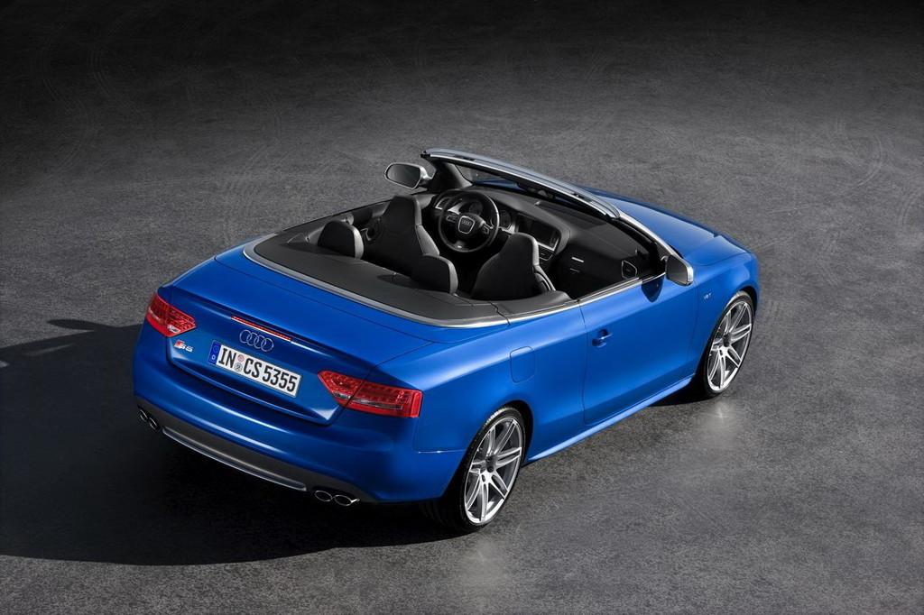 Foto de Audi S5 Cabrio (2/10)