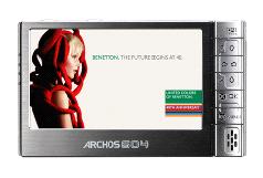 Archos 640 como kit de prensa