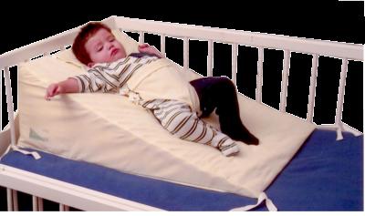 Reflucontrol: un colchón diseñado para controlar el reflujo