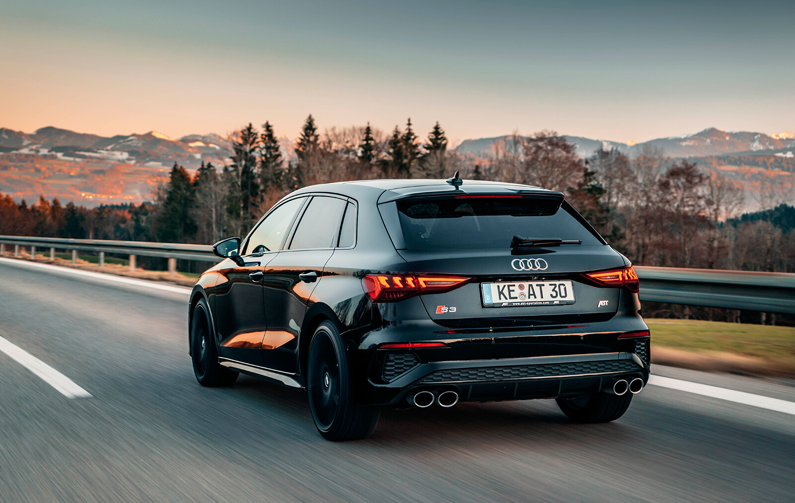 Foto de ABT Audi S3 (1/10)