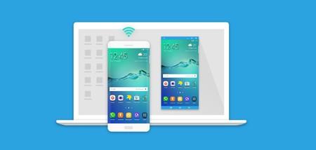 SideSync es la mejor alternativa para hacer Screen Mirroring con tu PC en móviles Samsung