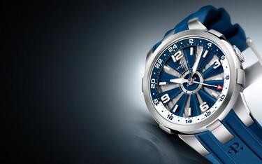 A toda potencia: reloj Turbine GMT de Perrelet