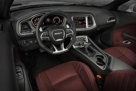 Dodge Challenger Redeye Widebody Interior