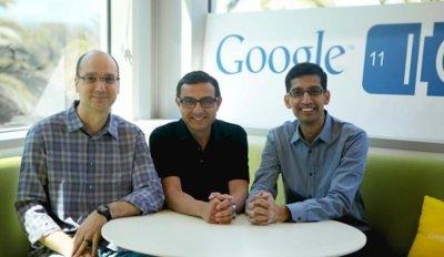 La conferencia Google I/O 2011 empieza hoy: sigue sus novedades en Genbeta