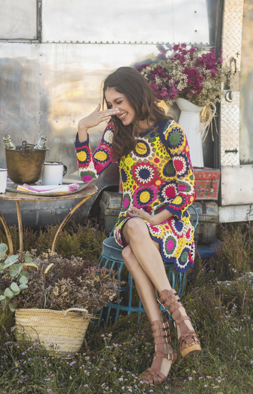 Foto de Lucía Rivero Romero imagen de la campaña Highly Preppy (4/11)