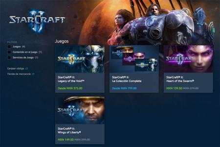 Starcraft 2 Ofertas