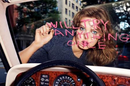 Ahora o nunca: Lindsey Wixson nos recuerda su manifiesto con los nuevos Dior Addict Lipstick