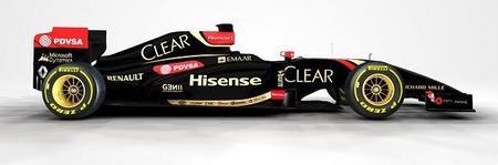 Lotus estrenará nuevo patrocinador principal en Monza