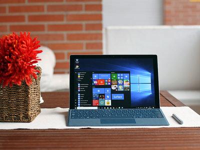 Surface Pro (2017), análisis: el lápiz brilla con luz propia en el convertible de referencia