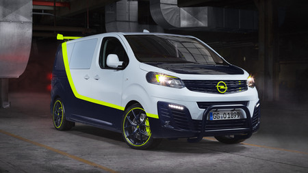 Opel Zafira Life O Team 25
