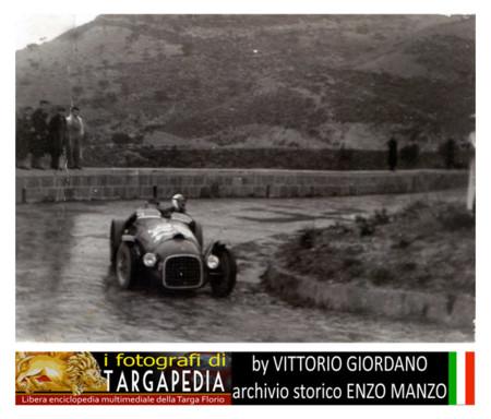344 Ferrari 166 Sc C Biondetti A Benedetti 1