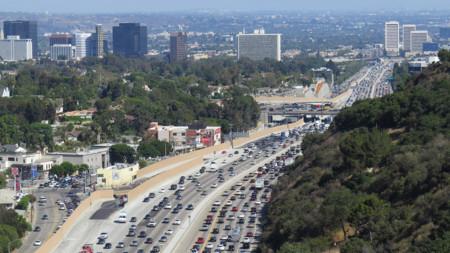 Los Angeles Trafico