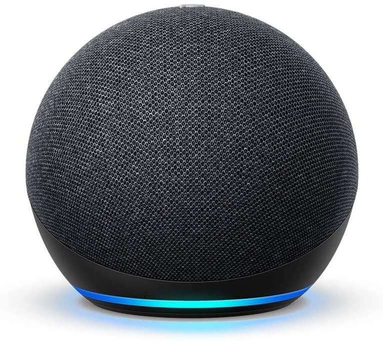 Nuevo Echo Point (4.o general) - Altavoz inteligente con Alexa