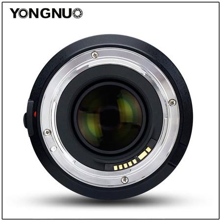 yongnuo 50mm f1.4