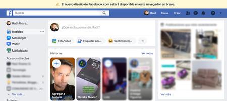 Nuevo Facebook Mexico 3