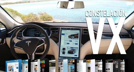 Probamos el Tesla Model S y nuevo iPhone en camino. Constelación VX (CLIV)
