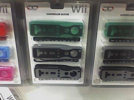 Wii: más accesorios