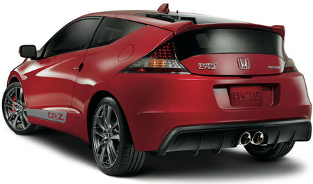 Honda CR-Z por HPD