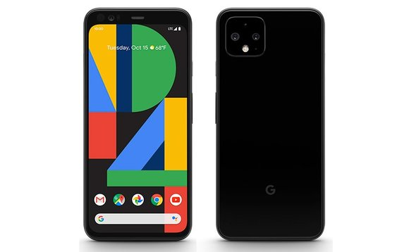 Google Pixel 4 XL 64 GB Blanco/Negro