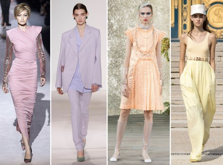 Colores Pastel Tendencias