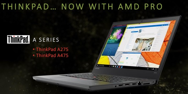 Lenovo Thinkpad A475 Y A275