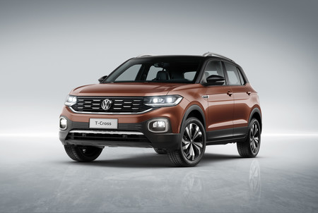 Volkswagen T Cross 2