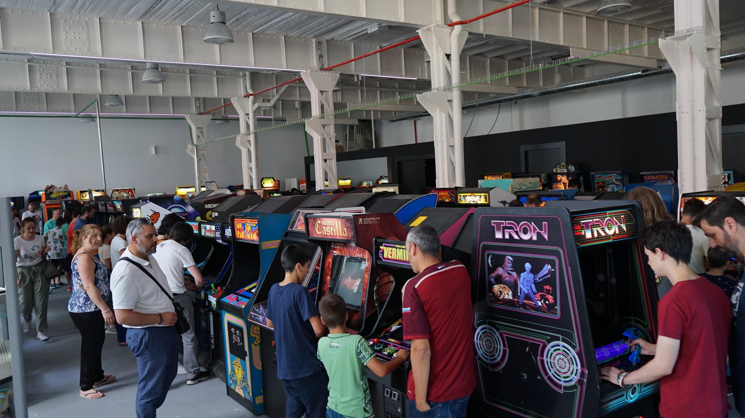Foto de Museo máquinas Arcade (33/46)