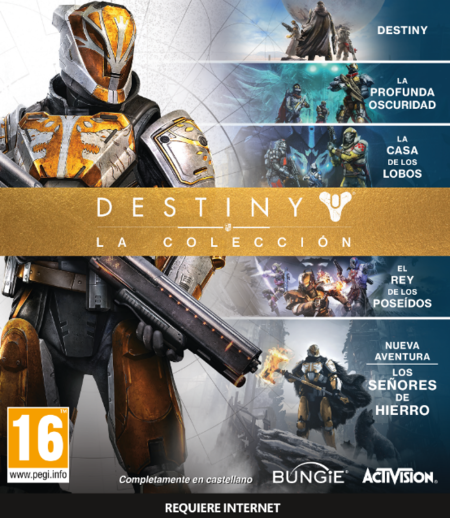 Destiny La Coleccion Box