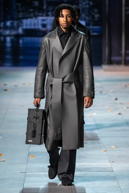 Louis Vuitton Fall Winter 2019 Paris Fashion Week 019