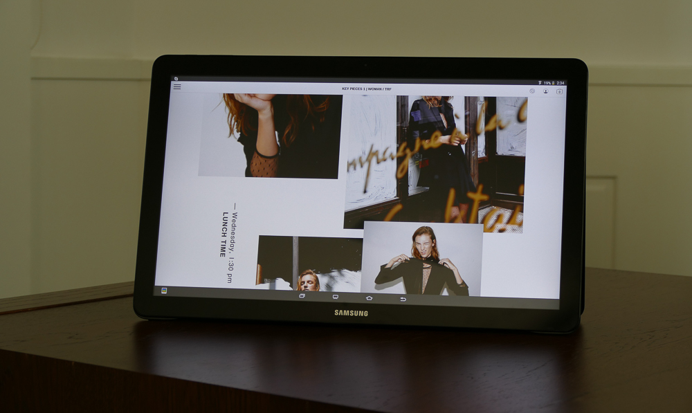 Foto de Samsung Galaxy View (1/12)