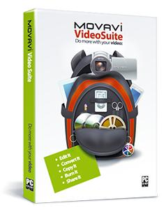 Movavi, edición sencilla en Windows