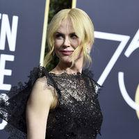Nicole Kidman o cómo triunfar en los Globos de Oro 2018