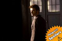 El adiós emocional de Davies y Tennant a 'Doctor Who'