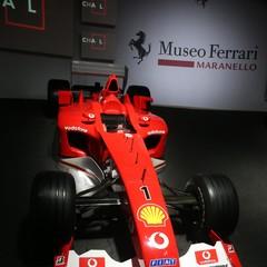 Foto 8 de 9 de la galería michael-50-en-el-museo-ferrari en Motorpasión México