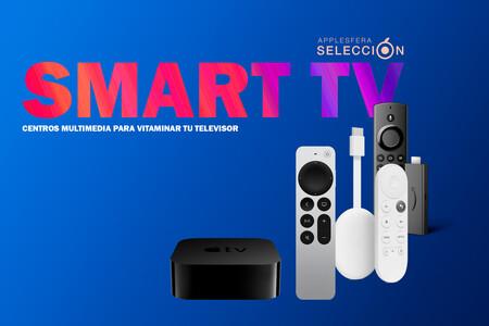 Cómo convertir un televisor en Smart TV: 12 dispositivos para ver Netflix, HBO, Prime Video, Disney+ y más