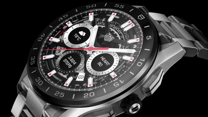 TAG Heuer Collegati: un nuovo smartwatch Usura OS con display OLED, materiali di lusso e sportivi focus