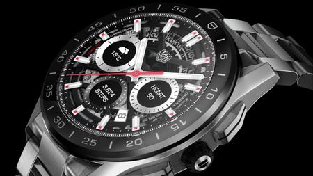 TAG Heuer Conected: un nuevo smartwatch Wear OS con pantalla OLED, materiales de lujo y enfoque deportivo