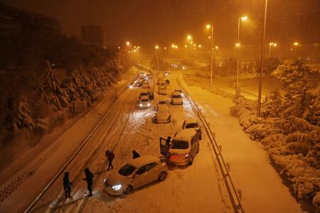 Madrid Nieve 2