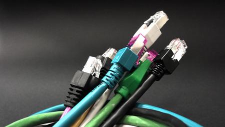 velocidad internet - cableado Lan