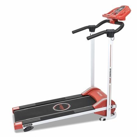 En rojo o en negro, la cinta de andar Cecotec RunFit Step está rebajada a 163 euros en Amazon