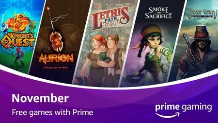 Victor Vran y Smoke and Sacrifice, entre los juegos para descargar gratis de Amazon Prime Gaming en noviembre