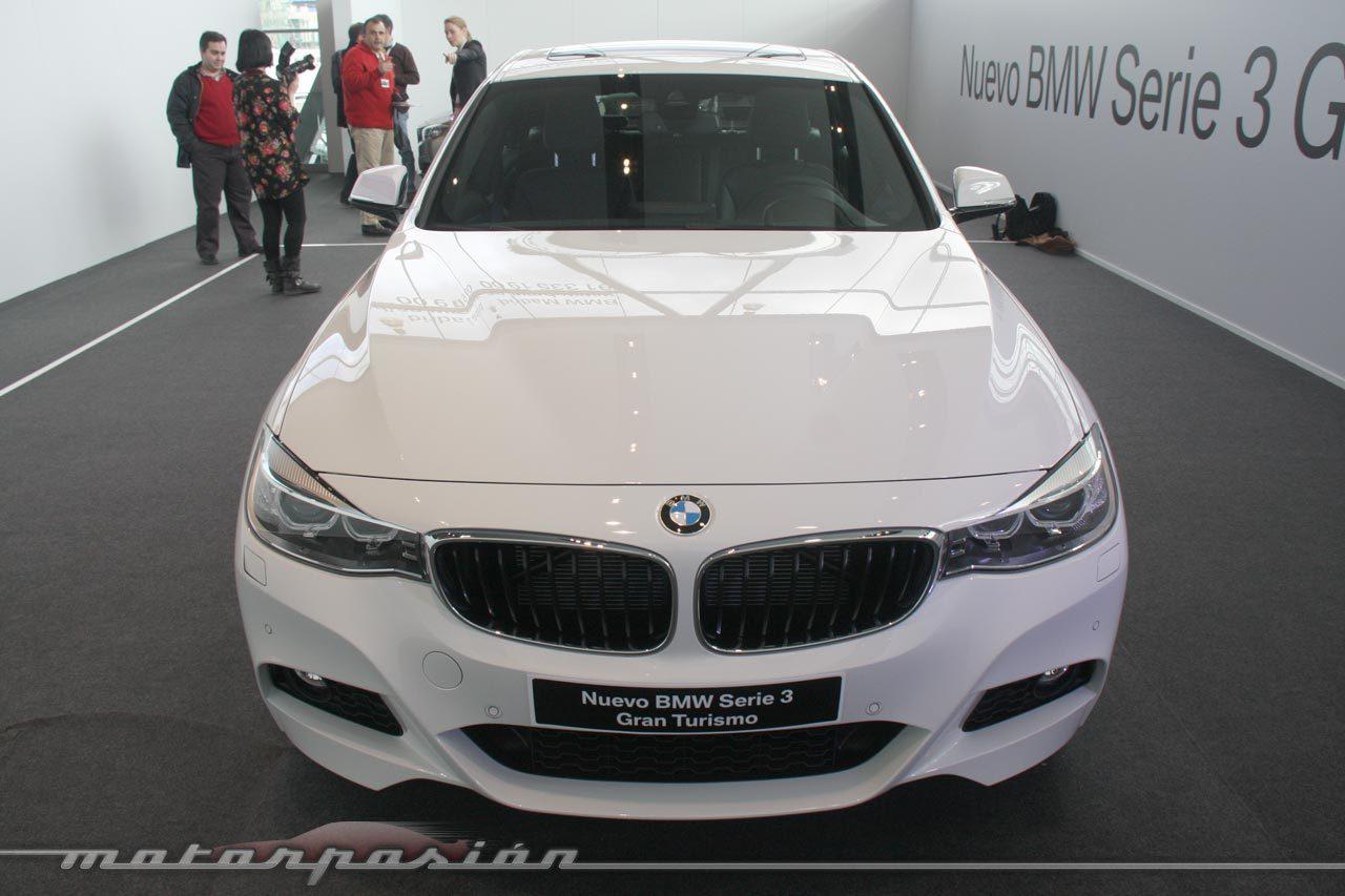 Foto de BMW Serie 3 GT (Presentación estática) (28/43)