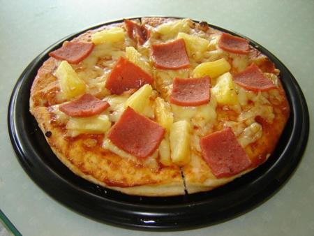 La pizza hawaiana, en realidad es canadiense