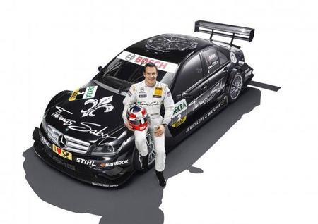 Gary Paffett amplía su contrato con Mercedes-Benz