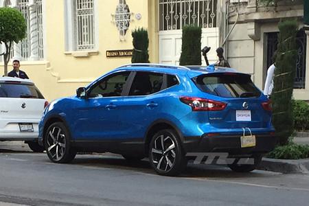 Nissan Qashqai En Mexico