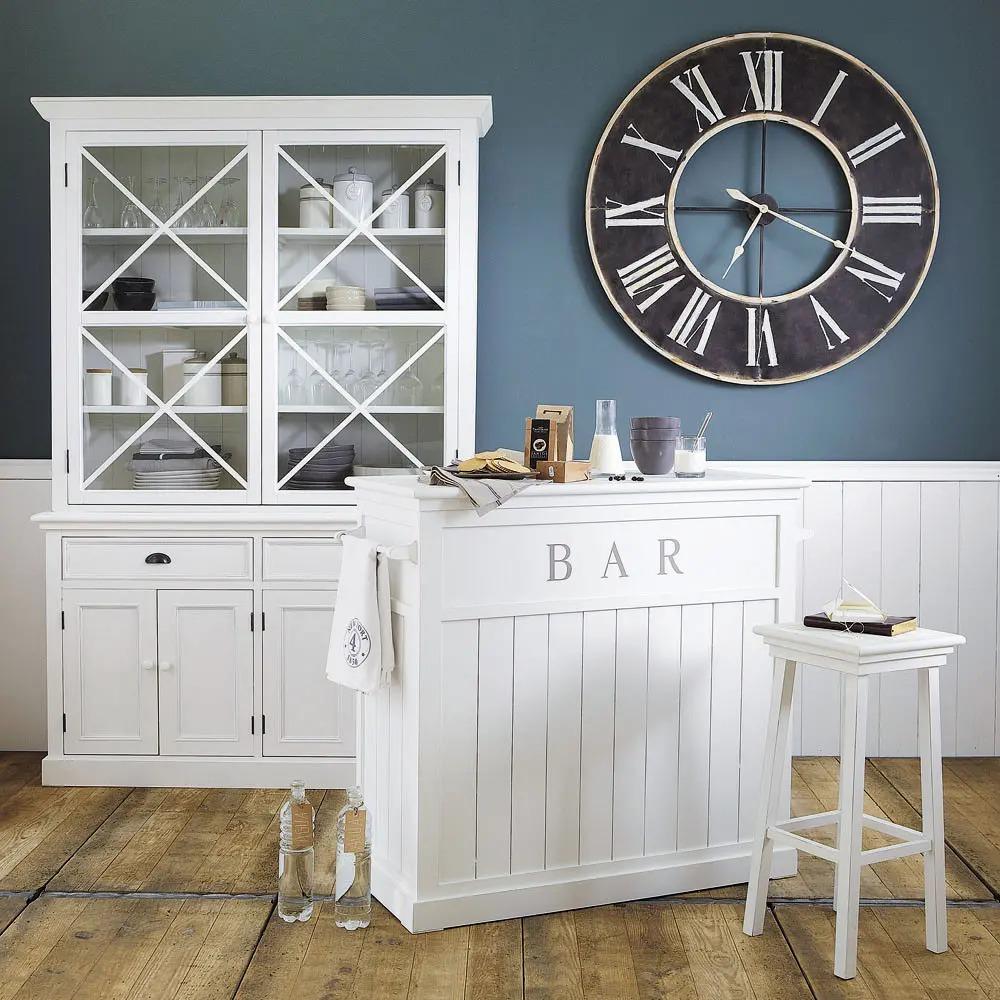 Mueble bar de madera Maisons du monde