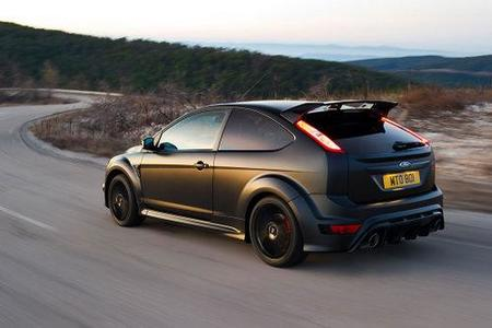 El Ford Focus RS500 se ha agotado en 12 horas
