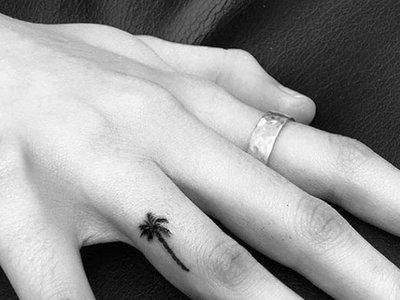 Para que tu verano dure para siempre toma nota de estos 33 pequeños tatuajes que te enamorarán