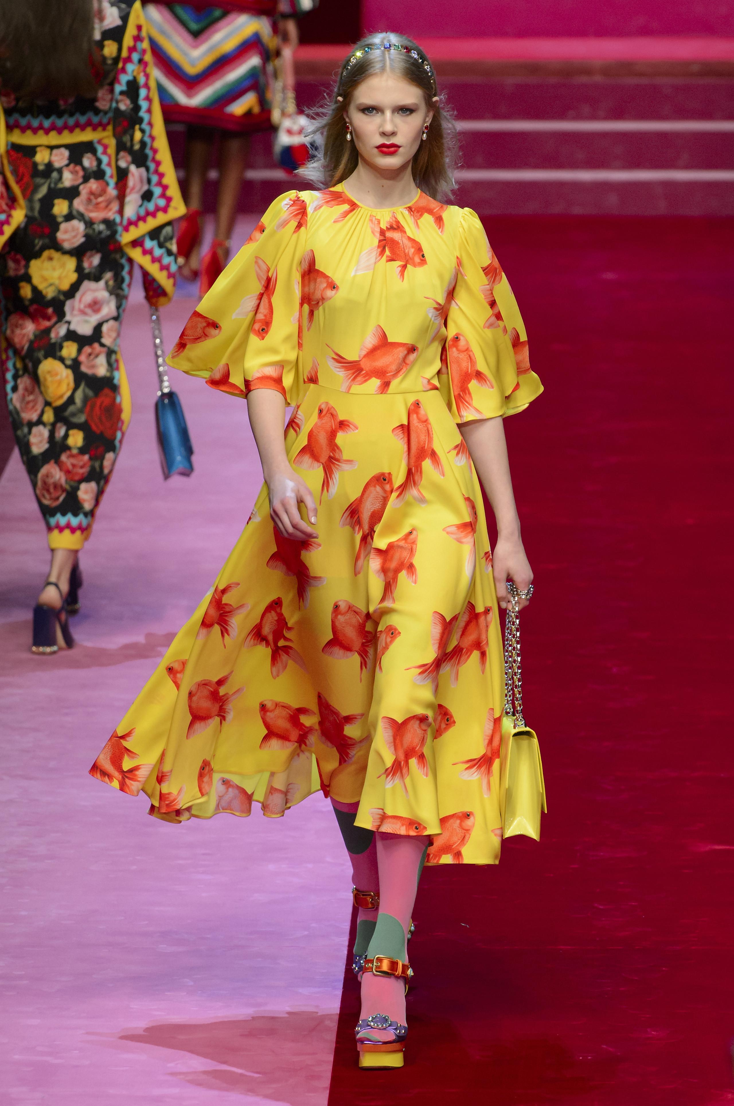 Foto de Dolce&Gabbana Primavera/Verano 2018 (81/106)